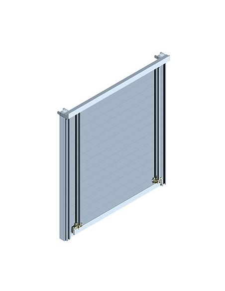 Frentes de aluminio