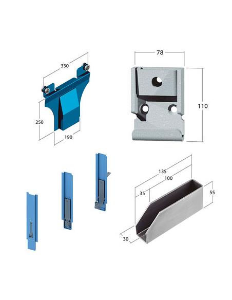 Componentes para pilar