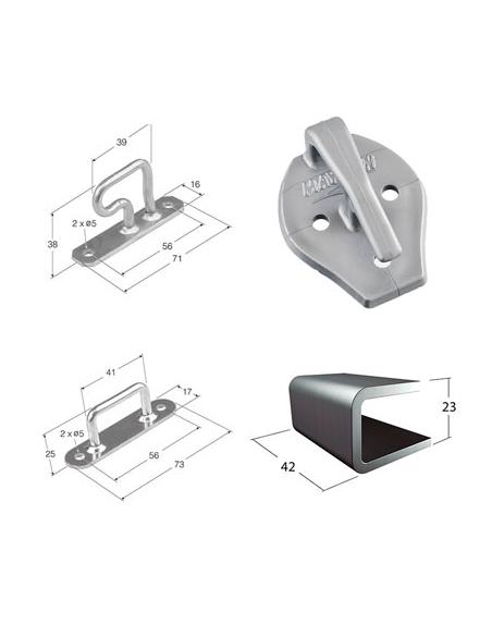 Componentes de laterales